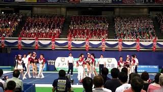 2017日本選手権大会JAPANCUP日本文理大学BRAVES