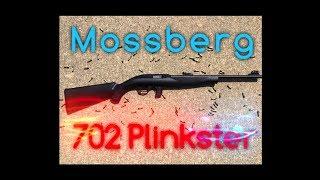 Mossberg 702 Plinkster Review - Самые популярные видео