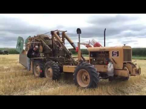 1966 Trencher Machine 292ci Chev