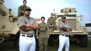 2013 Military Open - US NAVY - MLB - San Diego Padres