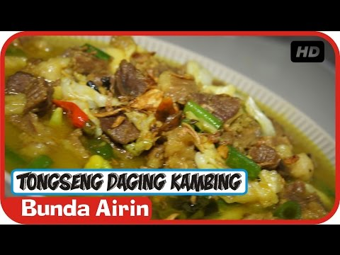 Video Tongseng Daging Kambing Enak Empuk - Resep Masakan Tradisional Indonesia - Bunda Airin