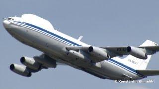 Л-410 Ту-134УБК Ил-76 Ил-80 А-50 100 лет ВВС России 100 let vvs