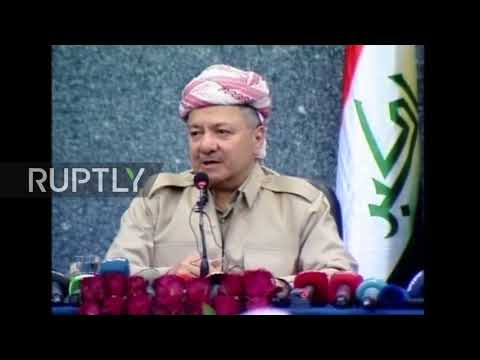 Iraq: Kurdish referendum to be held 'because all our previous attempts had failed' – Barzani