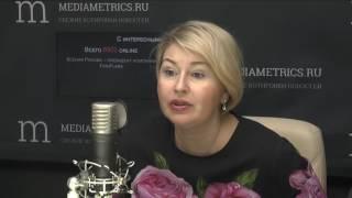 """Президент компании FiNN FLARE в программе """"С интересными об интересном"""" радио """"Медиаметрикс"""""""