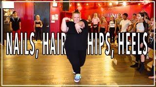 TODRICK HALL   Nails, Hair, Hips, Heels | Choreography By Blake McGrath