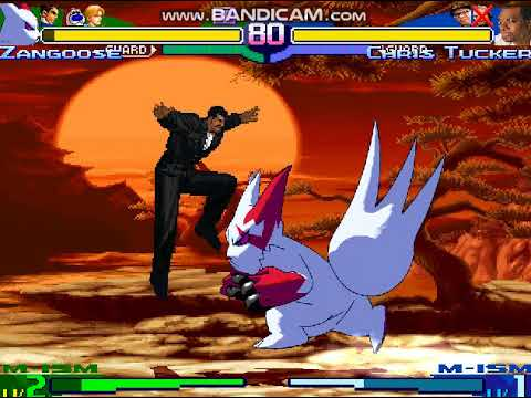 MUGEN KOF Char Edit : Original Zero Edit By An Le - смотреть онлайн