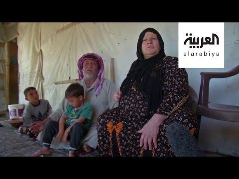 العرب اليوم - شاهد: الجوع يهدد حياة آلاف اللاجئين السوريين في المخيمات بسبب