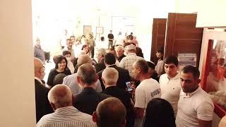 ՈՒՂԻՂ. «Հայաստան» դաշինքի նախընտրական հանդիպումը Գավառում