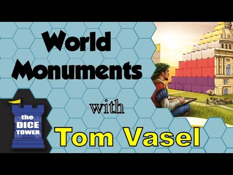 World Monuments Review - with Tom Vasel