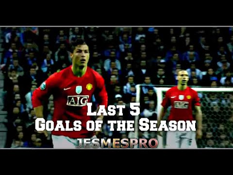 Manchester United Goals of the Season 2009-2013 (HD) | MTW