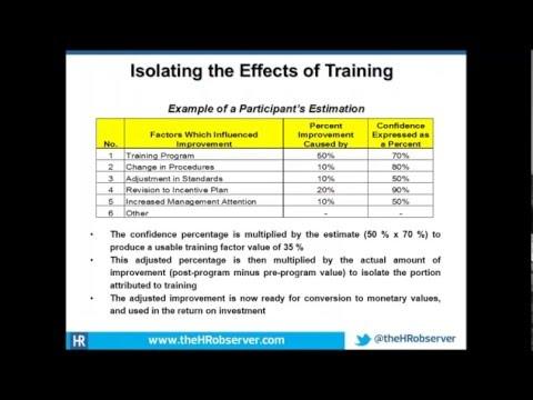 Webinar: Defend Your Training Budget - YouTube