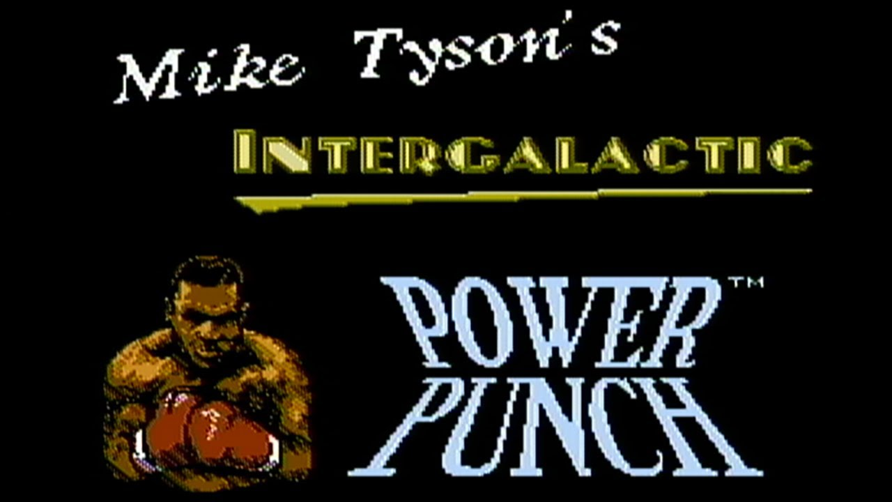 Mike Tyson's Punch-Out!! In Space Released 17 Years Later