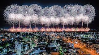 おうちで花火 第4弾 長岡花火大会 2019  -  Amazing Fireworks Display For People Staying At Home Vol.4 Nagaoka -