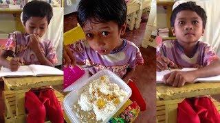 Guru Ini Kaget Lihat yang Dimakan Muridnya! Dengarkan Cerita Anak Ini