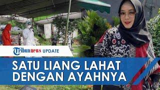 Rina Gunawan Dikubur Seliang Lahat Bersama sang Ayah di TPU Tanah Kusir, Dimakamkan sesuai Protokol