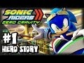 Sonic Riders Zero Gravity 1080p Hero Story Part 1
