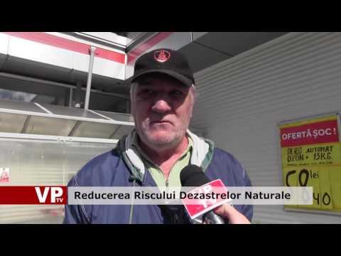 Reducerea Riscului Dezastrelor Naturale