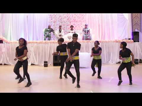 BEST CONGOLESE DANCE (FIVE2  GROUP) In Adelaide