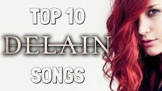 Top 10 Delain Songs | BethRobinson94