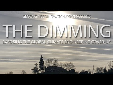 Het dimmen van de zon, volledige documentaire over klimaattechniek (geo-engineering)