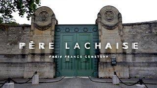 Père Lachaise Cemetery Paris France  | JOEJOURNEYS