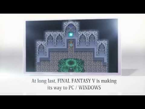 FINAL FANTASY V Steam Announcement Trailer thumbnail