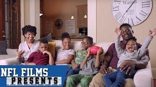 Ben Watson: A Man of Multiple Jerseys & Even More Kids   NFL Films Presents
