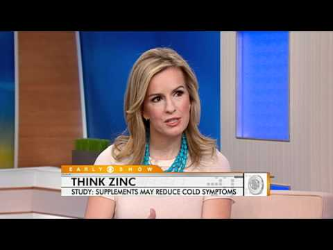 Video Healing Power of Zinc
