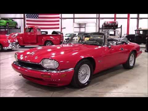 Video of '94 Jaguar XJS located in Kentwood Michigan - PZMF
