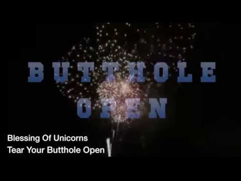 Blessing Of Unicorns-Tear Your Butthole Open (Electronic Dance Music, Trap, Twerk 2014)
