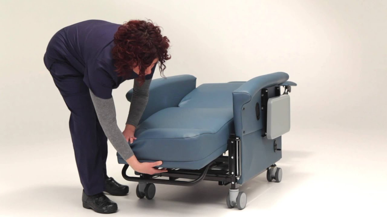 Ascent Recliner Champion Healthcare Seating
