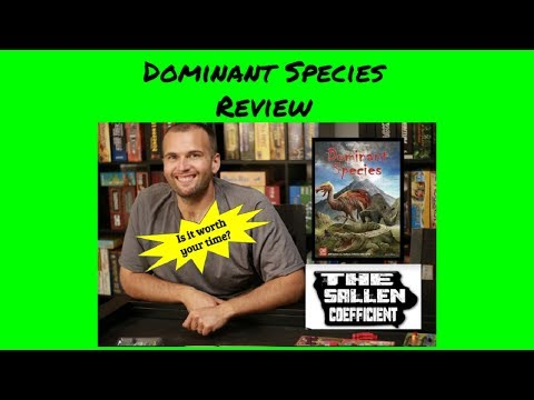 Dominant Species - Sallen Coefficient Review