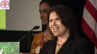 Address by Evelyn Sanguinetti, Lt. Governor of Illinois @ WHC 2018