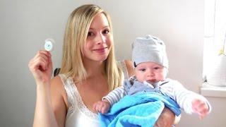 Unsere Erfahrungen mit Schnullern I Schnuller I Baby I Neugeborene I MamaBirdie