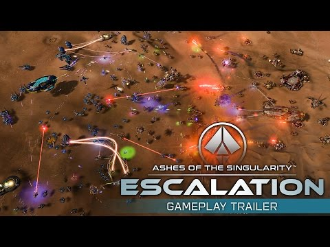 Ashes of the Singularity: Escalation + 3 DLC