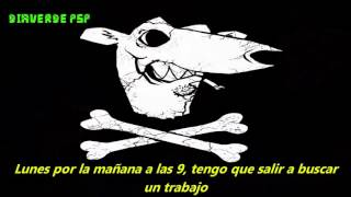 Screeching Weasel- Ashtray- (Subtitulado en Español