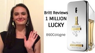 1 Million LUCKY Reviewed By BRITT