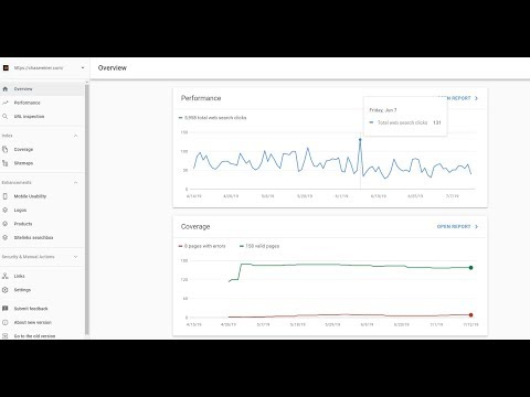 Google Search Console For Dummies (2019 Tutorial) - YouTube