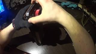 Вскрытие видеокарты после 10 месяцев майнинга