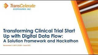 Transforming Clinical Trial Start Up with Digital Data Flow: A Solution Framework
