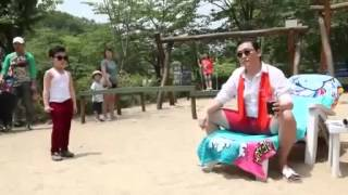 Psy  Gangnam Style  Making With Small Kid