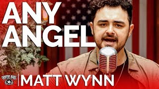 Matt Wynn - Any Angel (Acoustic) // Country Rebel HQ Session
