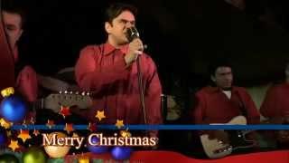 Rockin' Little Christmas - the Tuesday Blue Express (Christmas rock music video)