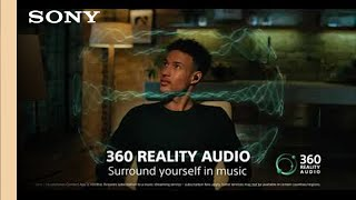 YouTube Video rfHKZ1a6qIo for Product Sony WF-1000XM4 True Wireless Headphones w/ ANC by Company Sony Electronics in Industry Headphones