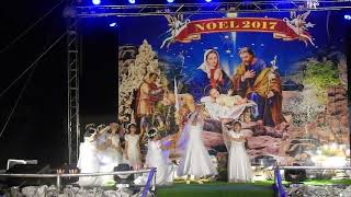 HHGX: Múa Tuyết Rơi Đêm Giáng Sinh Noel 2017