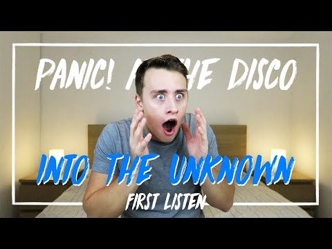 """Panic! At The Disco   Into The Unknown - from """"Frozen 2"""" (First Listen)"""