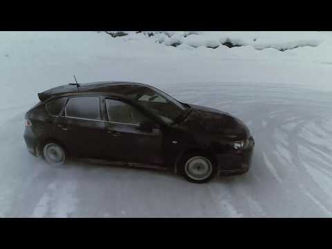 Image: WATCH: Romain Grosjean Ice Driving!