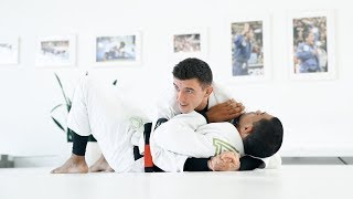 PROFESSOR NICK BOHLI | opposite side choke + backtake | artofjiujitsu.com