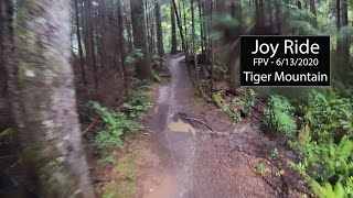 First time riding Joy Ride