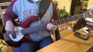 Descendents - Dog and Pony Show Bass Cover